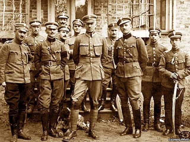 Генерал, граф Станіслав Шептицький.