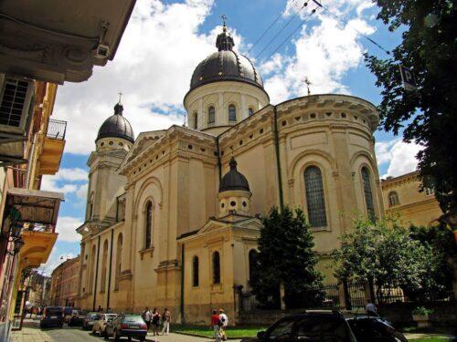 Віднайдена грамота освячення церкви Преображення Господнього у Львові